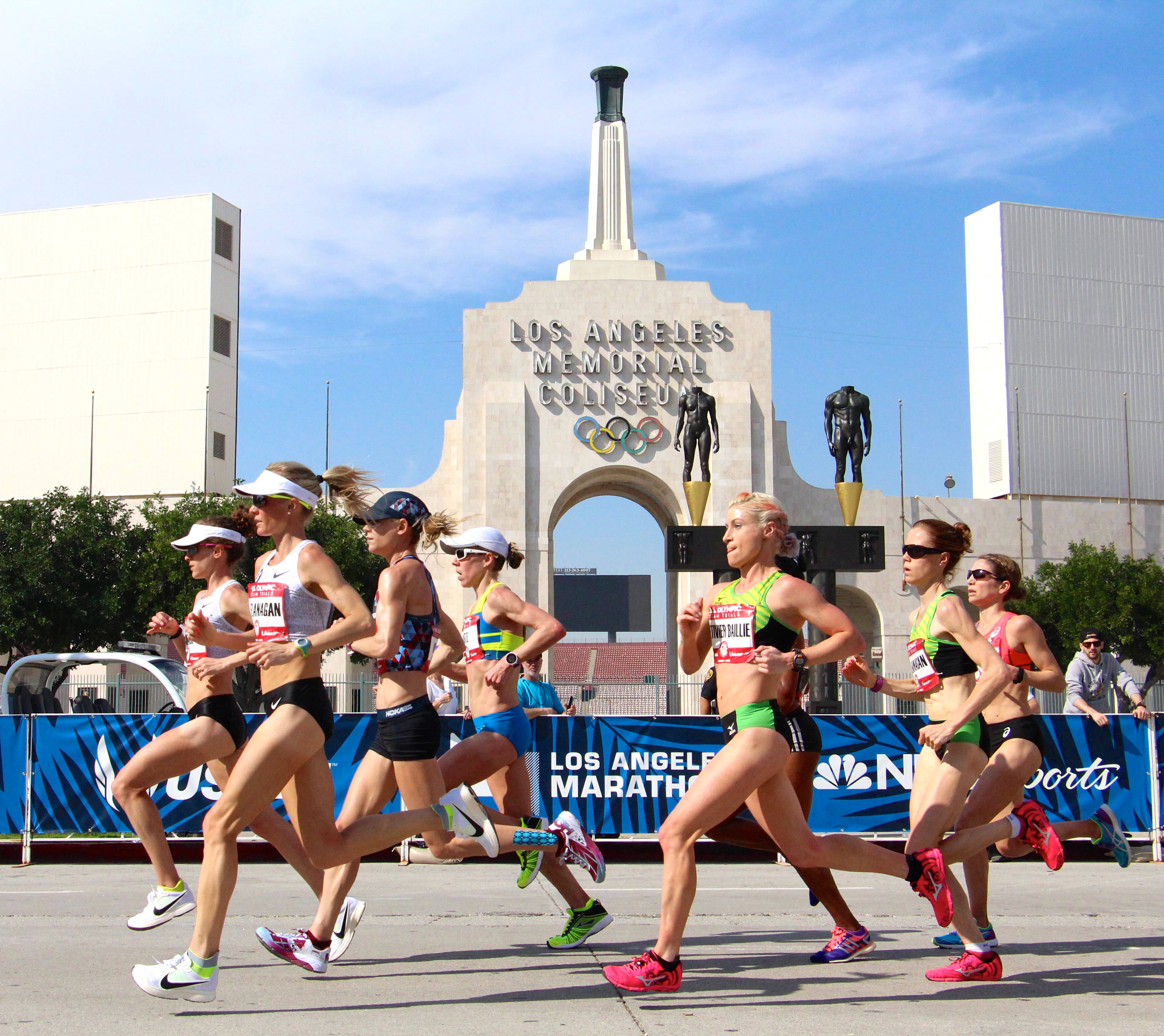 Marathon, Not Macros