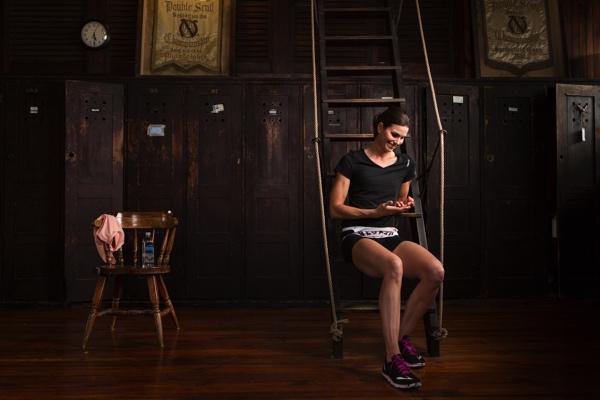 Cara Stawicki athlete rowing