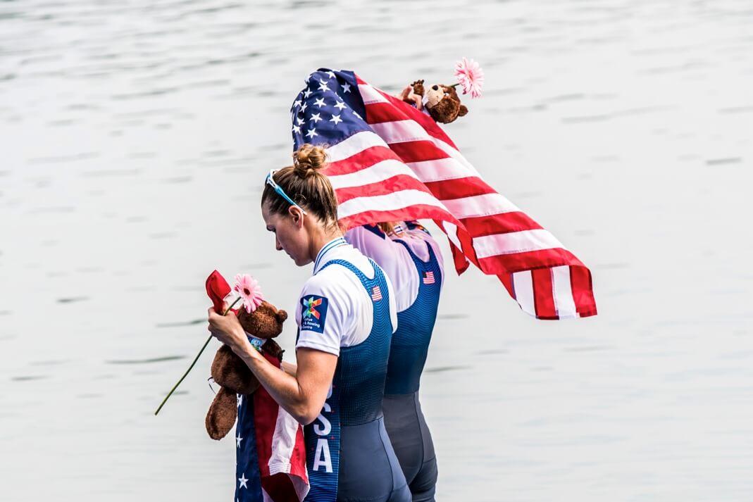 Senior World Rowing Championships 2019 Cara Stawicki